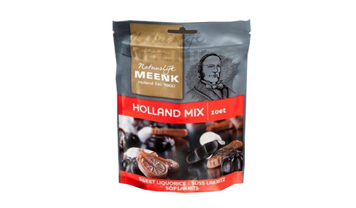 Holland Sweet Licorice Mix 225g