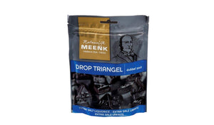 Drop Triangel Double Salt Licorice 225g