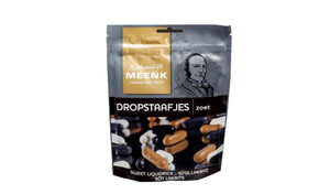 Dropstaafjes Sweet Licorice 225g