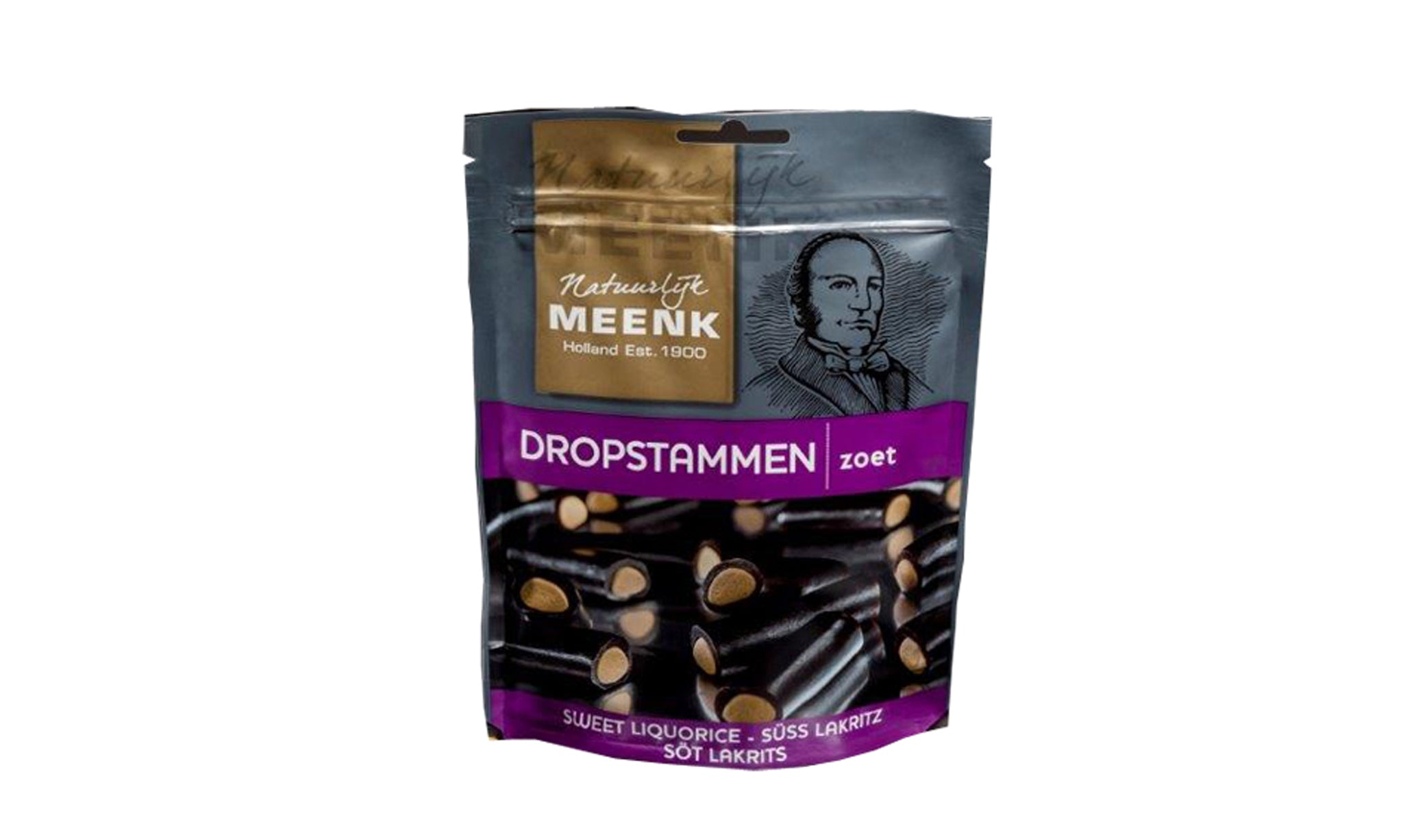 Dropstammen Sweet Licorice 225g
