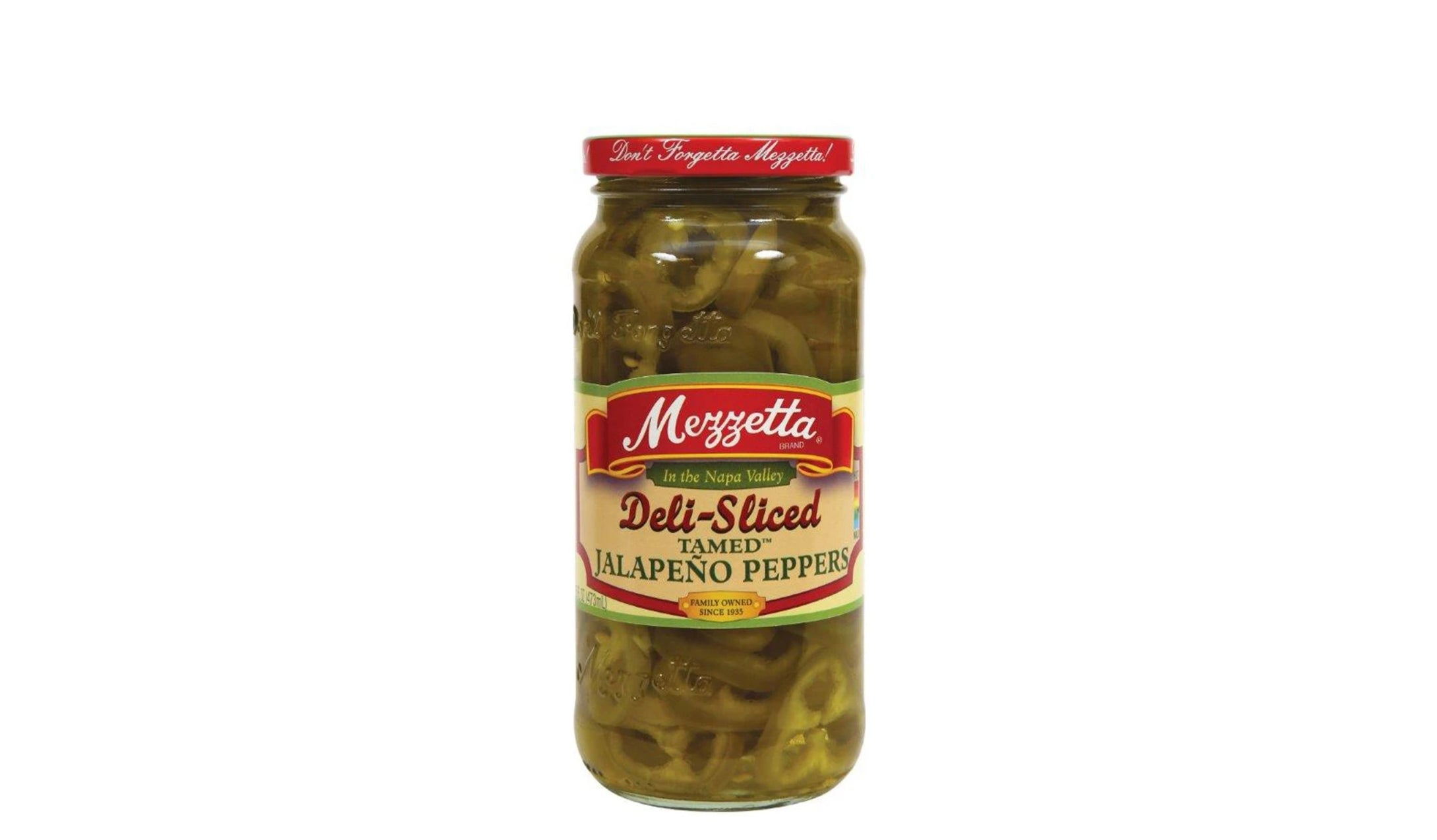 Deli-Sliced Tamed Jalapenos 473ml