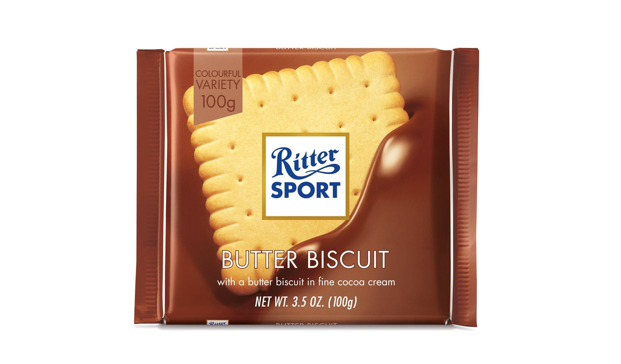 Butter Biscuit Chocolate 100g