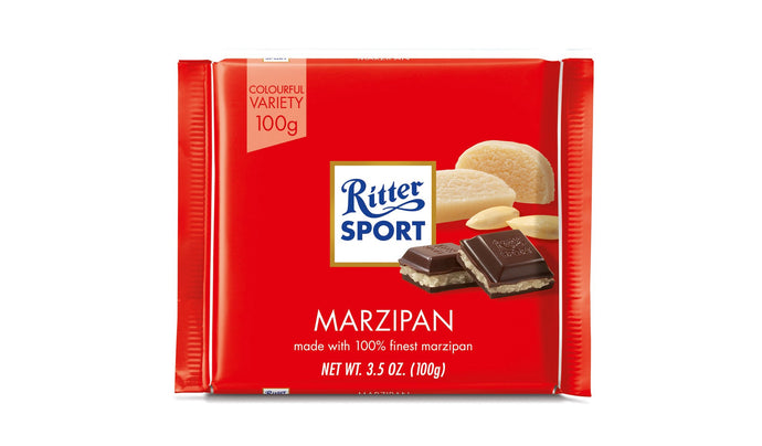 Marzipan Dark Chocolate 100g