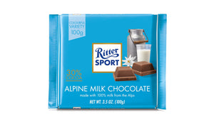 Alpine Milk Chocolate 100G