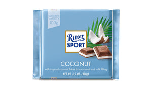 Coconut Chocolate 100G