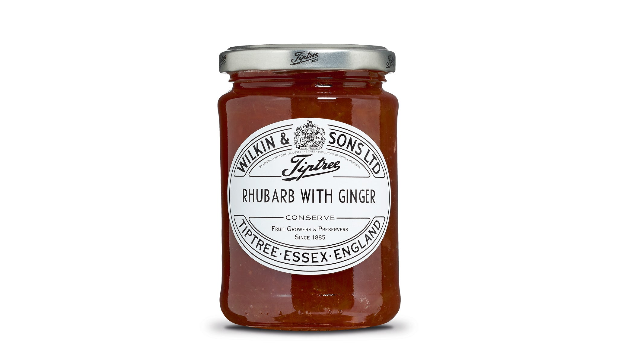 Wilkin & Sons English Rhubarb & Ginger Conserve 340g