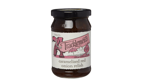 Tracklements English Caramelised Red Onion Relish 300g