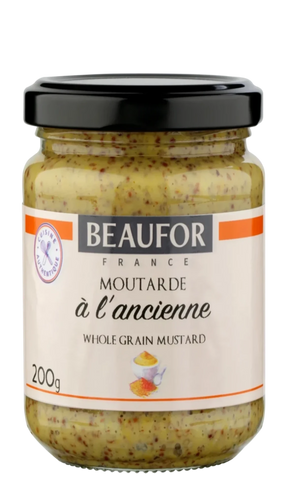 Beaufor Wholegrain Mustard 200g