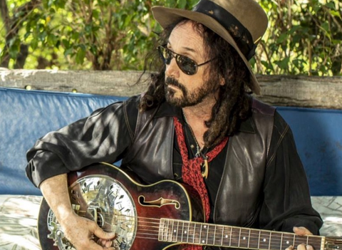 Mike Campbell of Tom Petty and the Heartbreakers and Fleetwood Mac