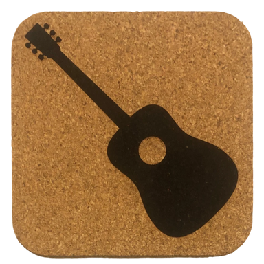 Coaster - Acoustic Guitar
