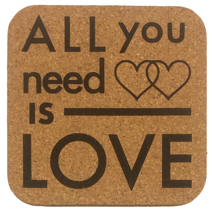 Coaster - All You Need is Love