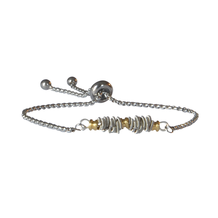 Aria Staccato Bracelet - Ball Ends