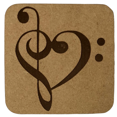 Magnet - Clef Heart