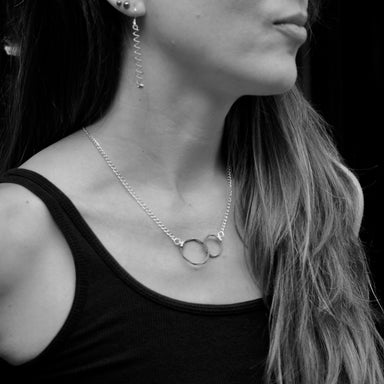 Harmony Necklace - Silver