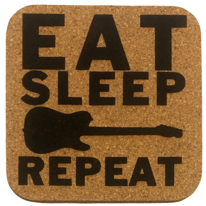 Coaster - Eat, Sleep, Guitar Repeat