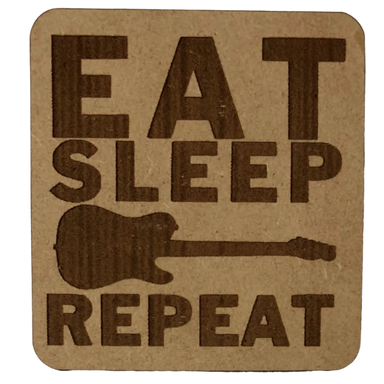 Magnet - Eat, Sleep, Guitar Repeat