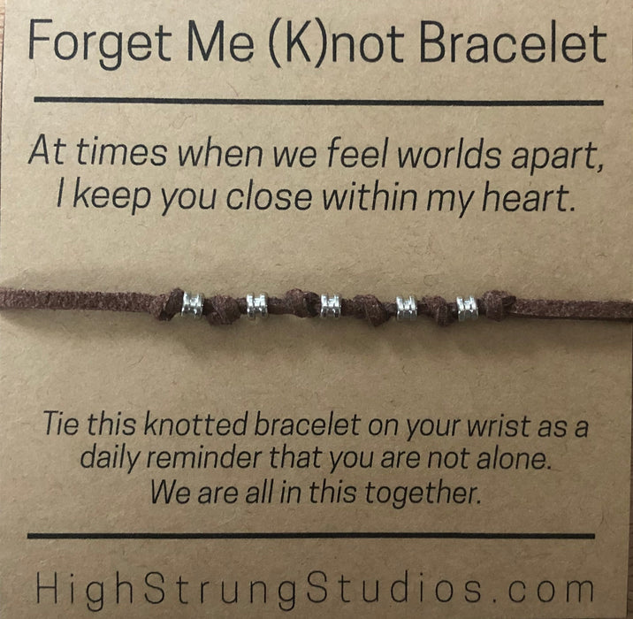 Forget Me (K)not Bracelet