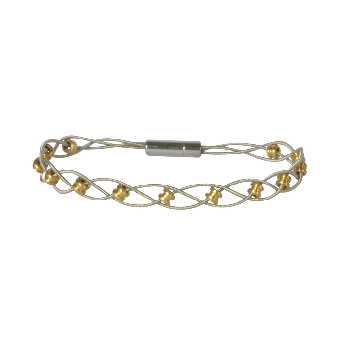 Interlude Bracelet - Two-Tone