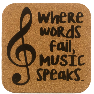 Coaster - Where Words Fail, Music Speaks