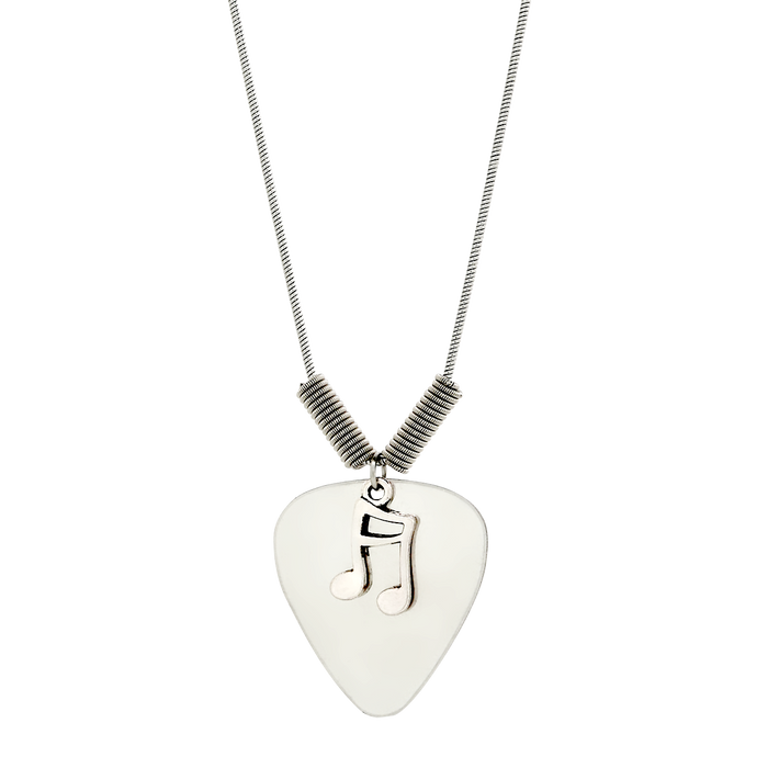 Pick Necklace - Music Note