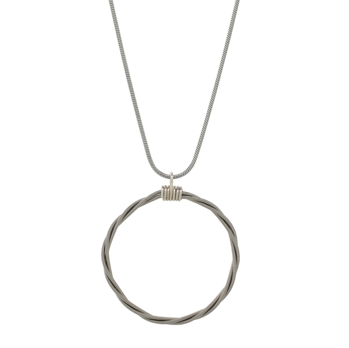 Song Circle Necklace