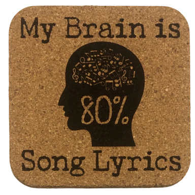 Coaster - My Brain is 80% Song Lyrics