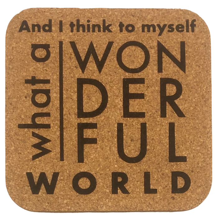 Coaster - Wonderful World