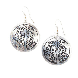 Jewelry - Tree of Life Earrings