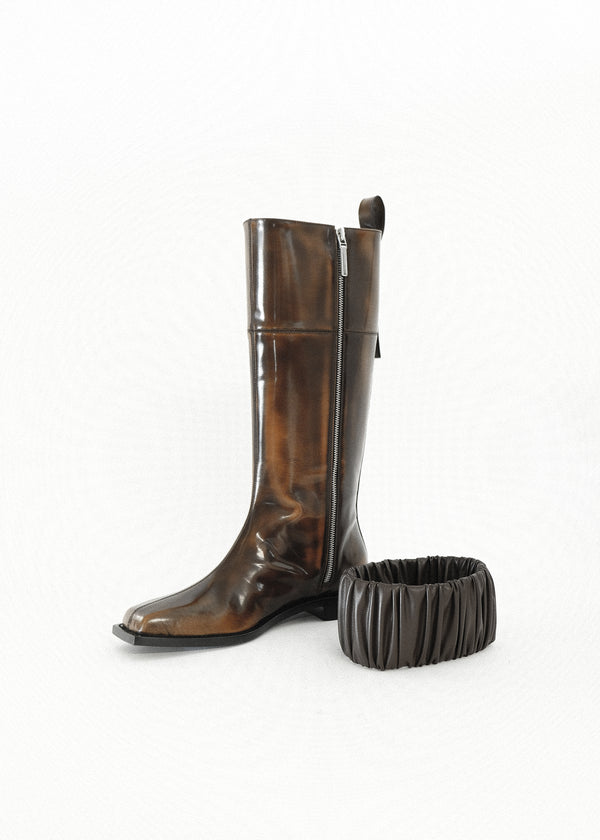 MAHOGANY RIDING BOOT