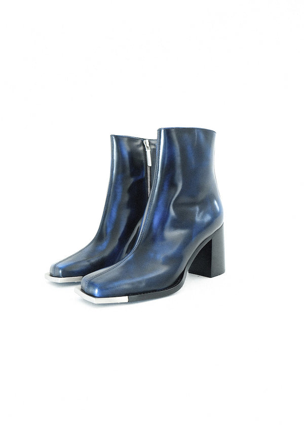 OCEAN EVERYDAY BOOT WITH SILVER METAL TIP