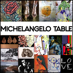 MICHELANGELO TABLE
