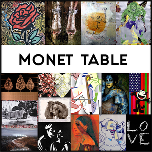 MONET TABLE