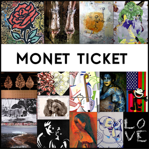 MONET TICKET