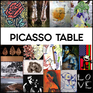 PICASSO TABLE