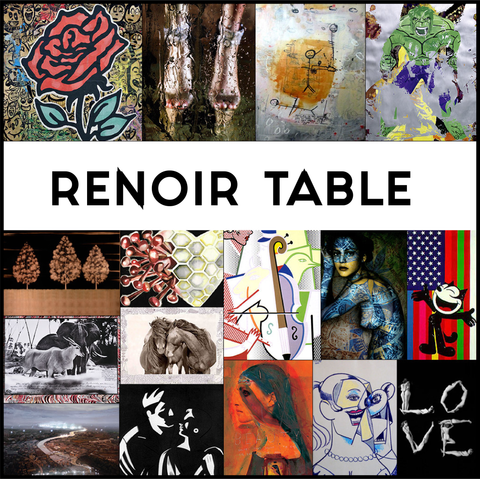 RENOIR TABLE SOLD OUT
