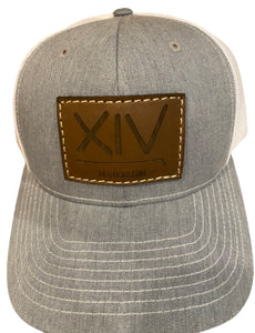 LIMITED EDITION Trucker Leather Patch