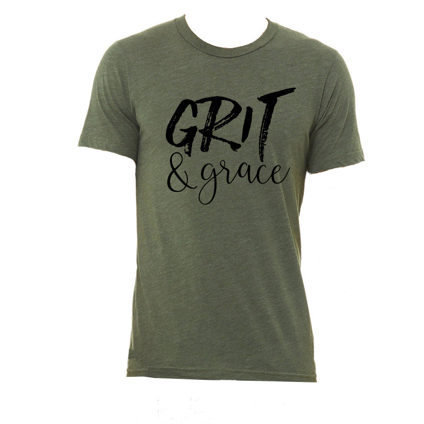 Limited Edition Grit & Grace Unisex Tee