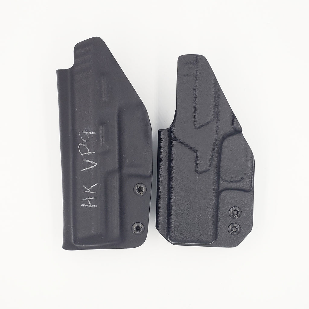 The Holster That Broke The Wingman's Back
