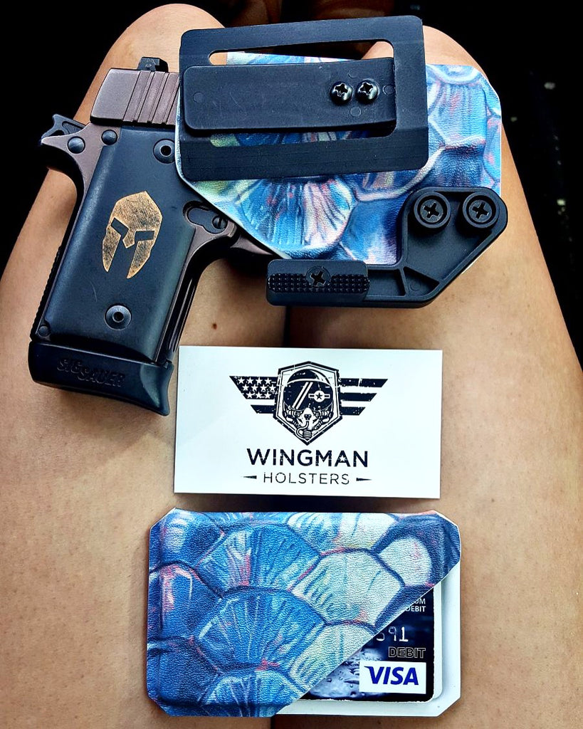 Wingman Holsters & Wallets