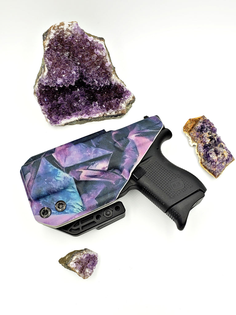 Purple Amethyst Wingman Holster (IWB)