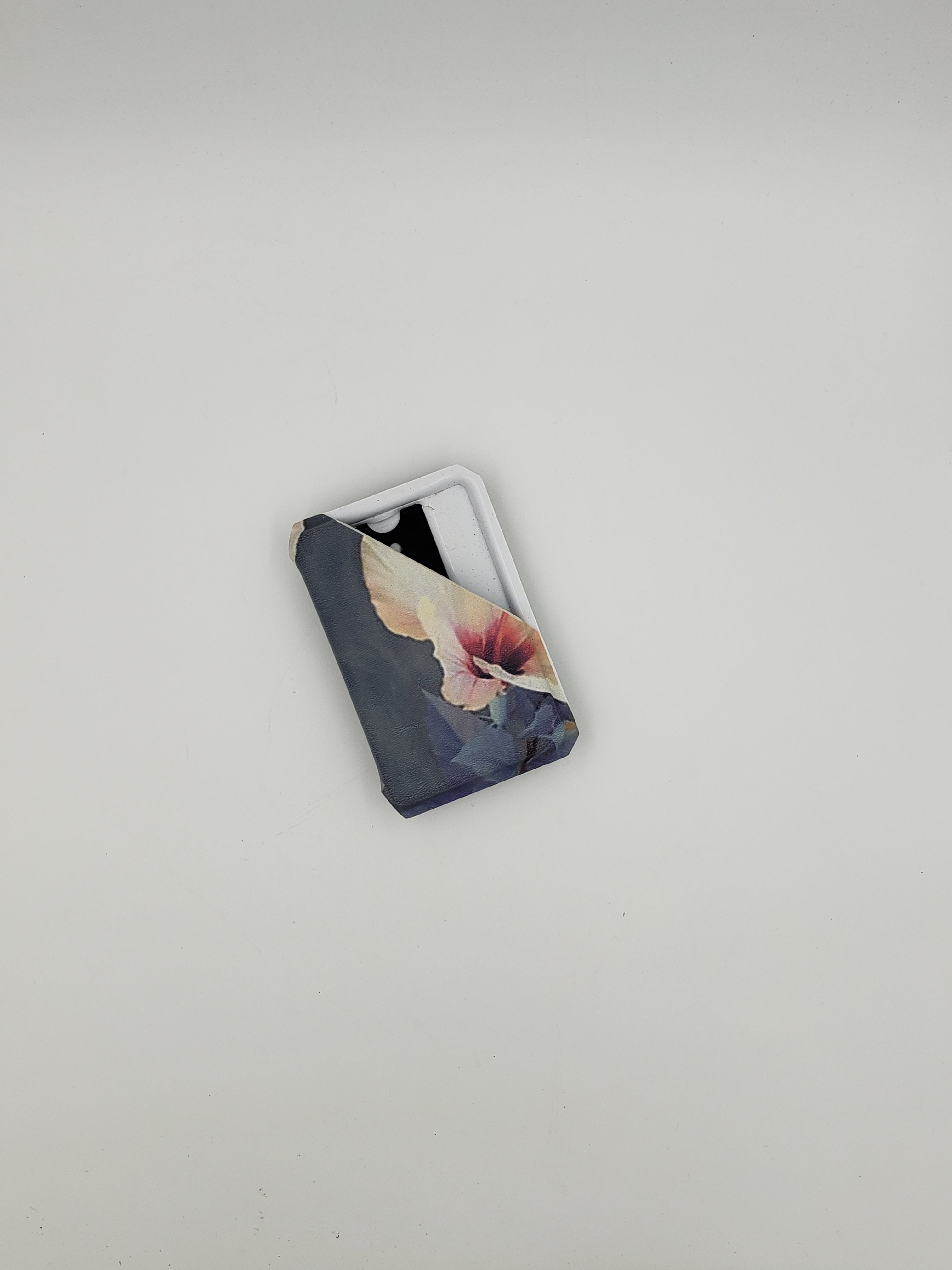 Hibiscus Kydex Wallet W/Money Clip