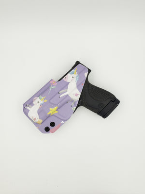 Purple Unicorn IWB Kydex Holster - S&W Shield 9mm/40