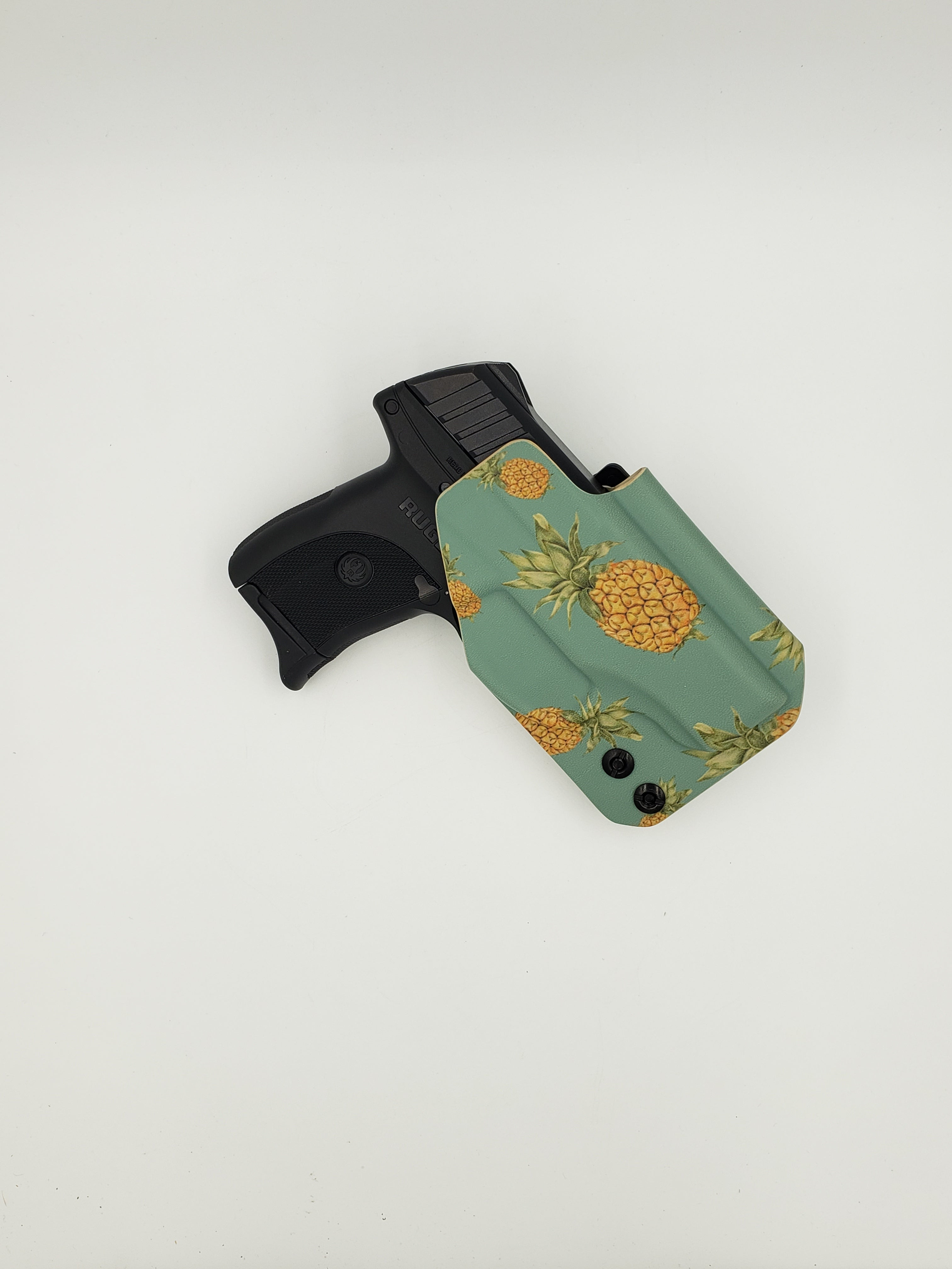 Teal Pineapple IWB Kydex Holster - Ruger LC9(s)