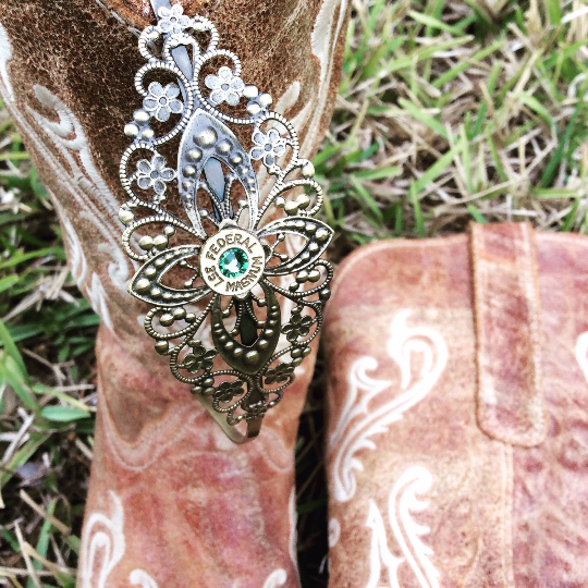 Southern Antiqued Head Band