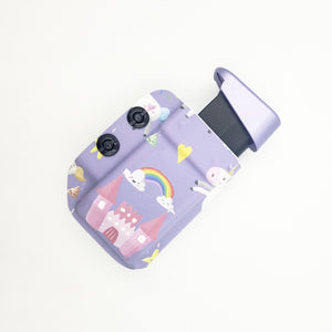 Purple Unicorn Fabriclip Magazine Carrier