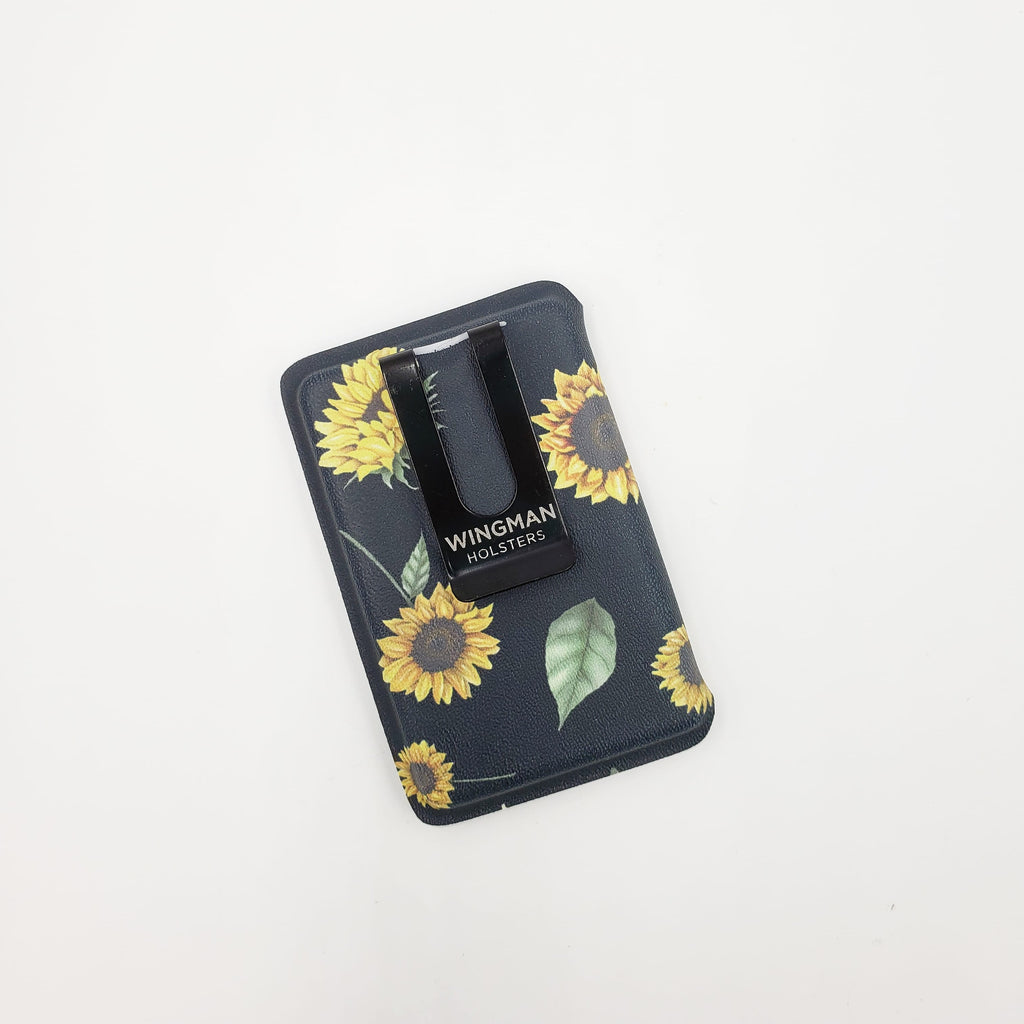 Sunflower Kydex Wallet
