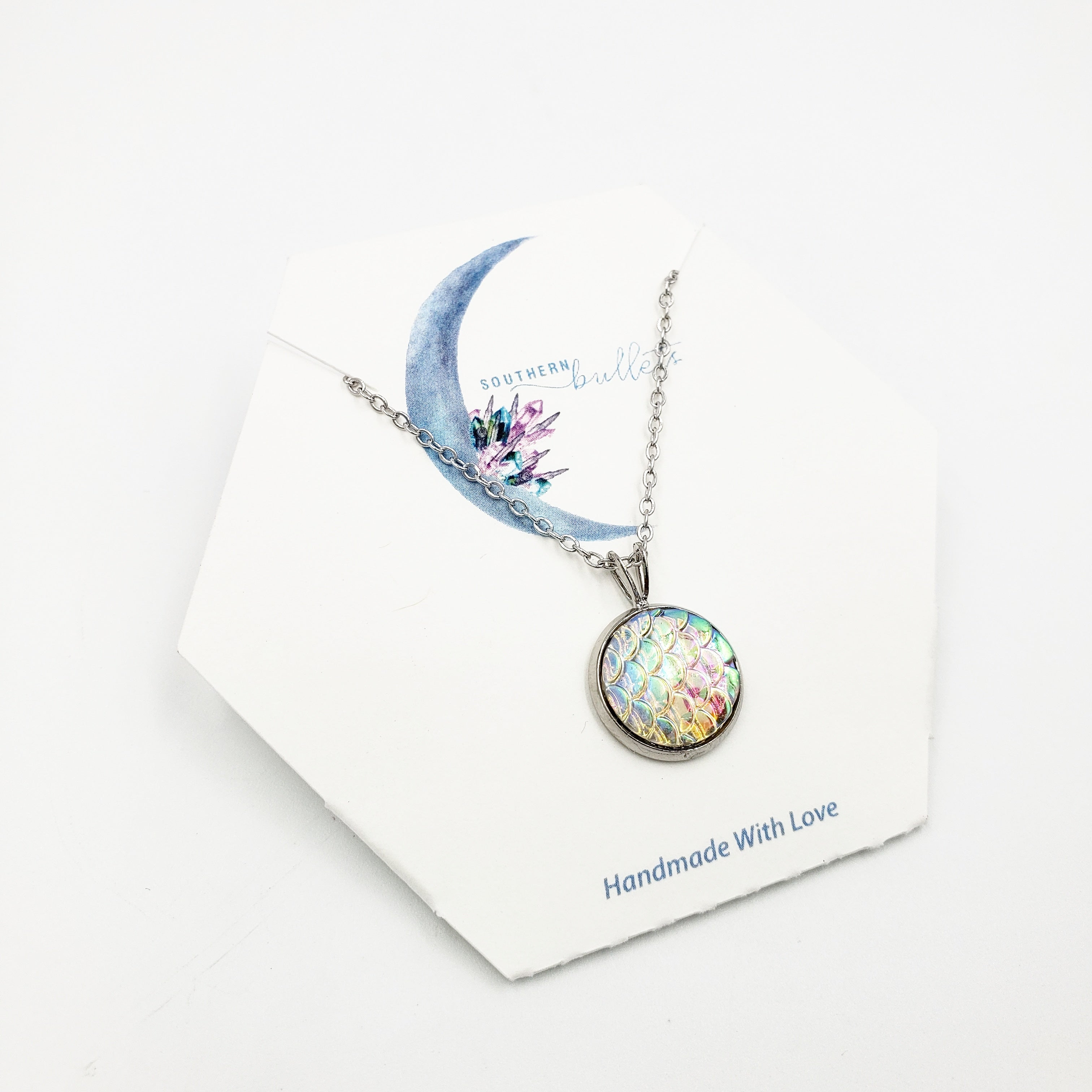 Mermaid Scales Necklace & Set