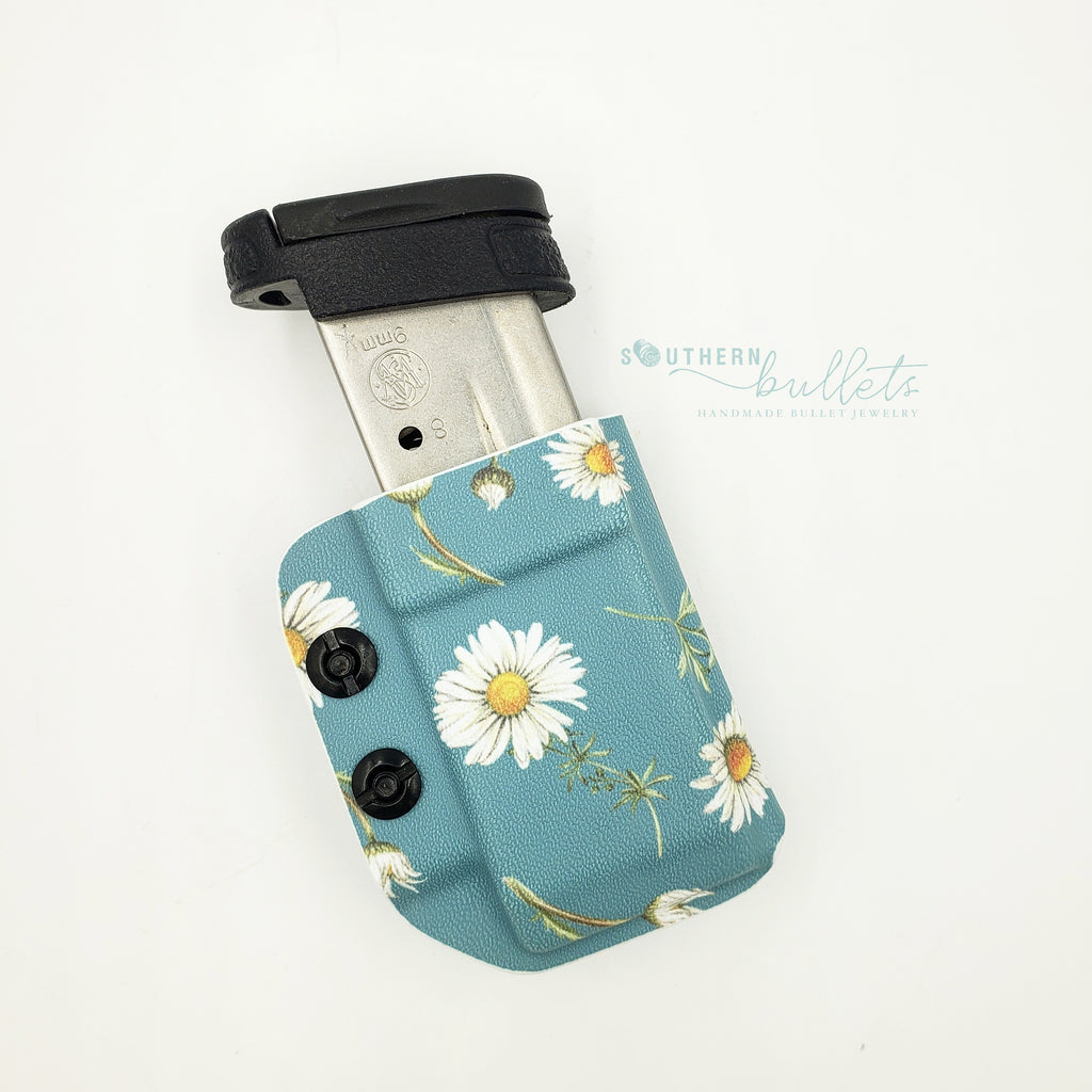 Daisy Flower Magazine Carrier