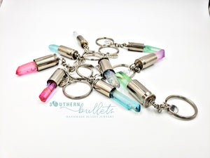 Tactical Witch Bullet Keychain