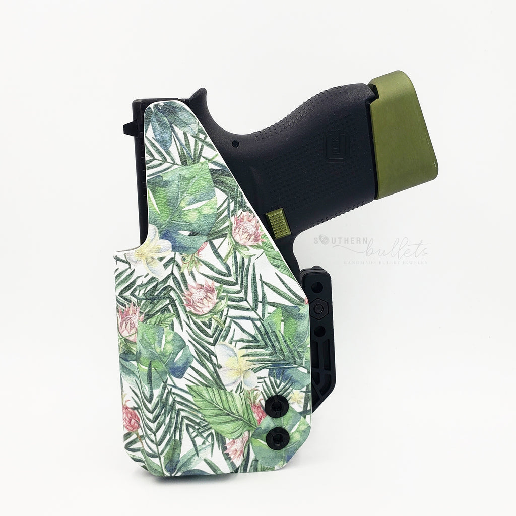 Tropical Bliss Wingman Holster (IWB)
